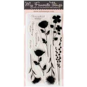 Grand Peaceful Wildflowers