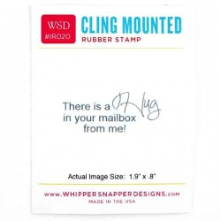 Whipper Snapper Mailbox Hug Stamp