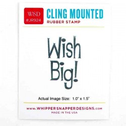 Whipper Snapper Wish Big Stamp