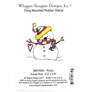 Whipper Snapper Kizzy Stamp class=