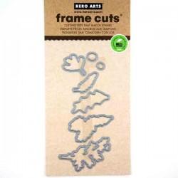 Hero Arts Pine Branch Frame Cuts