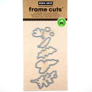 Pine Branch Frame Cuts