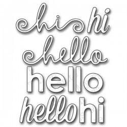 Happy Hellos Die-namics