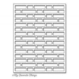 Die-namics Brick Wall Cover-Up