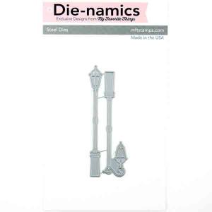 My Favorite Things Die-namics Streetlights class=