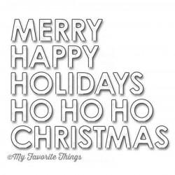Die-namics Pop-Up Holiday Greetings