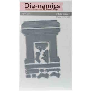 Die-Namics Fireplace class=