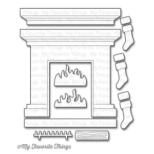 Die-Namics Fireplace