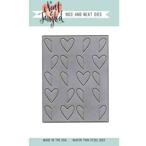 Neat & Tangled Wholehearted Cover Plate Die