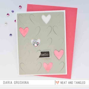 Neat & Tangled Wholehearted Cover Plate Die class=