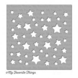 My Favorite Things Stargaze Stencil