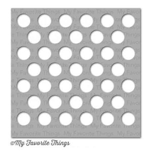 Jumbo Polka Dots Mix-ables Stencil