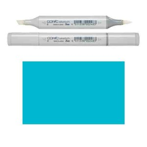 Copic Sketch - BG07 Petroleum Blue class=