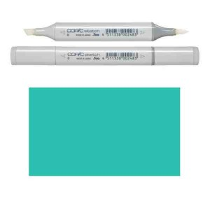 Copic Sketch - BG18 Teal Blue