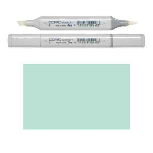 Copic Sketch – BG32 Aqua Mint