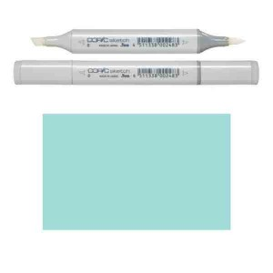 Copic Sketch - BG34 Horizon Green class=