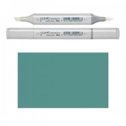Copic Sketch - BG75 Abyss Green