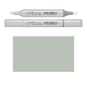 Copic Sketch - BG93 Green Gray