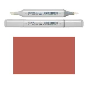 Copic Sketch - E17 Reddish Brass