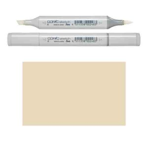 Copic Sketch - E43 Dull Ivory class=