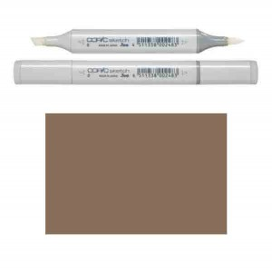 Copic Sketch - E47 Dark Brown
