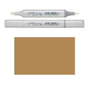Copic Sketch - E57 Light Walnut