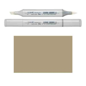 Copic Sketch - E84 Sketch Khaki class=
