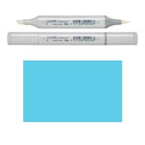Copic Sketch - FBG2 Fluorescent Dull Blue Green