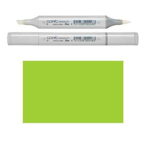 Copic Sketch - FYG2 Fluorescent Dull Yellow Green class=