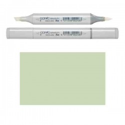Copic Sketch - G82 Spring Dim Green