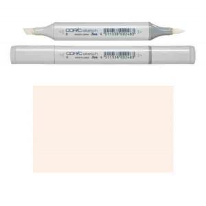 Copic Sketch – R000 Cherry White