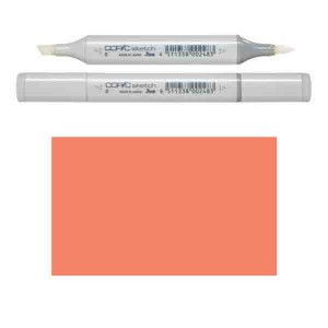 Copic Sketch - R17 Lipstick Orange class=