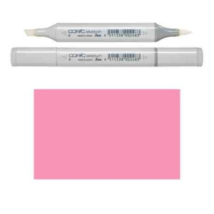 Copic Sketch - RV14 Begonia Pink class=