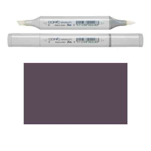 Copic Sketch - RV99 Argyle Purple