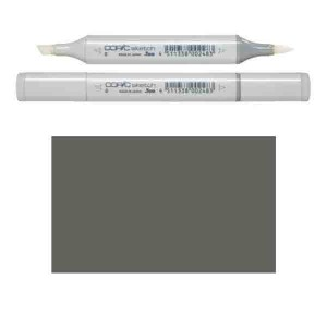 Copic Sketch – T8 toner Gray