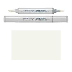 Copic Sketch – W00 Warm Gray