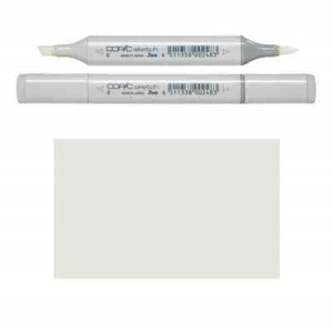 Copic Sketch - W1 Warm Gray #1 class=