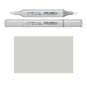 Copic Sketch – W3 Warm Gray #3