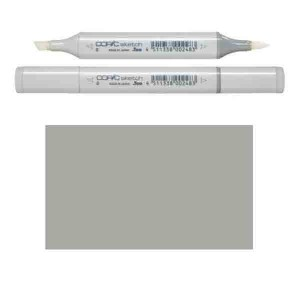 Copic Sketch – W5 Warm Gray #5