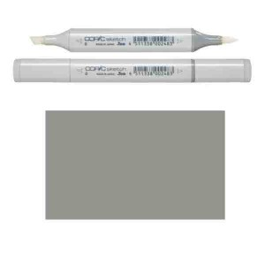 Copic Sketch - W6 Warm Gray #6