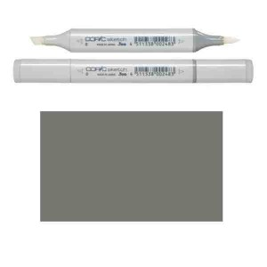 Copic Sketch - W7 Warm Gray #7