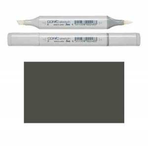 Copic Sketch - W9 Warm Gray