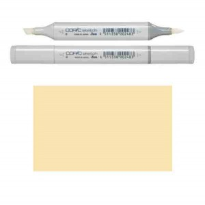 Copic Sketch - Y23 Yellowish Beige