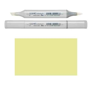Copic Sketch - YG00 Mimosa Yellow class=