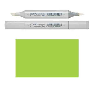 Copic Sketch - YG07 Acid Green class=
