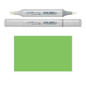 Copic Sketch - YG09 Lettuce Green class=