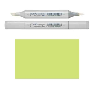 Copic Sketch - YG25 Celadon Green class=