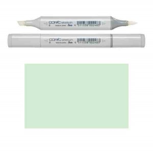 Copic Sketch – YG41 Pale Cobalt Green