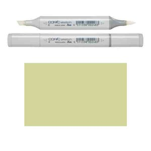 Copic Sketch - YG93 Grayish Yellow class=