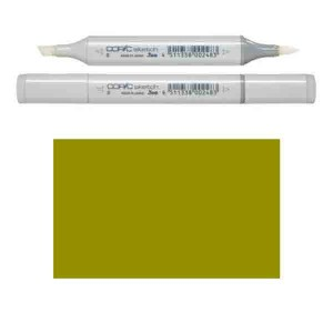 Copic Sketch - YG97 Spanish Olive class=